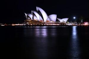 Sydney's Sails