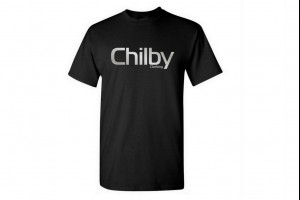 Chilby Clothing T-Shirt - Black