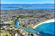 Aerial view of Warilla and greater Shellharbour