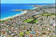 Aerial view of Shellharbour