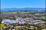Aerial view Stocklands Shellharbour