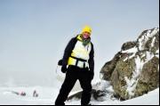On Mount Perisher, Snowy Mountains