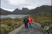 At Cradle Mountain, Tasmania