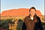 At Uluru, Northern Territory