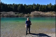 At the Cluta River, New Zealand
