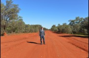 At Bourke, New South Wales
