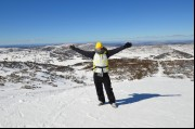 On Mount Perisher