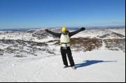 On Mount Perisher