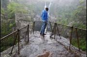 At Carrington Falls, Southern Highlands