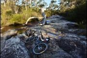 Near Gerringong Falls, New South Wales