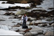 At the Snowy River, New South Wales