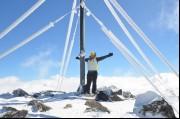 On Mount Perisher Back Mountain, Snowy Mountains