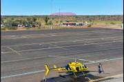 Aerial Photography at Uluru, Northern Territory