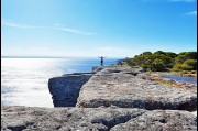 At Point Perpendicular, New South Wales
