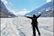 Visiting the Columbia Icefields in Canada