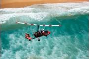 Flying with Michael, Gerringong NSW