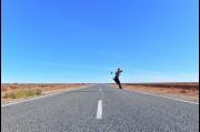 Near Broken Hill NSW
