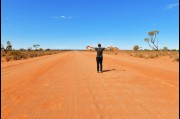 At Mutawintji National Park NSW