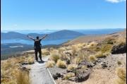 Tongariro Crossin, North Island-New Zealand