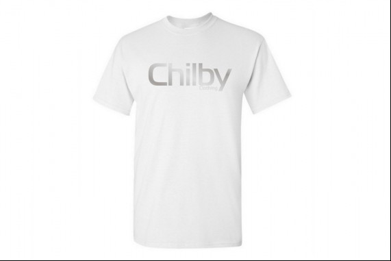 Chilby Clothing T-Shirt - White