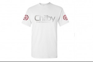 Chilby Photography T-Shirt - White