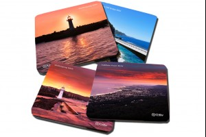 Wollongong Coasters - Set of 4