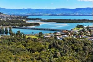 Windang Bridge Australia