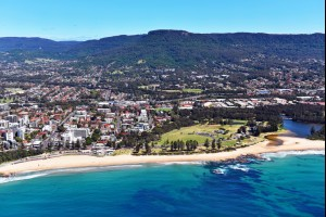 North Wollongong Beach NSW
