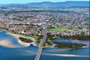 Windang Bridge NSW