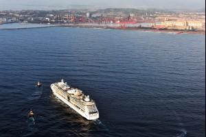 Radiance of the Seas, Port Kembla