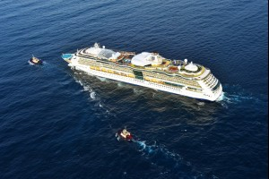 Radiance of the Seas, Port Kembla