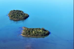 Gooseberry and Hooka Island