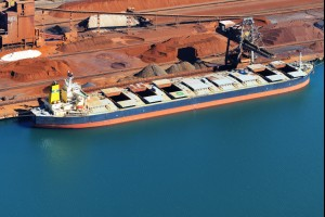 Port Kembla Harbour, Illawarra, NSW