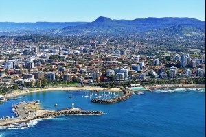 Wollongong City NSW