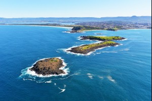 Five Islands, Port Kembla