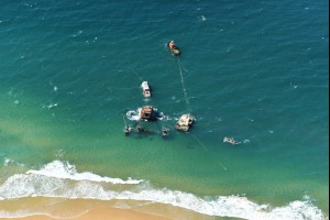 Port Kembla Wave Generator NSW