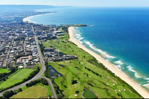 Wollongong Golf Course NSW