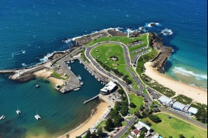 Flagstaff Hill at Wollongong NSW