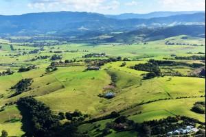 The Jamberoo Valley