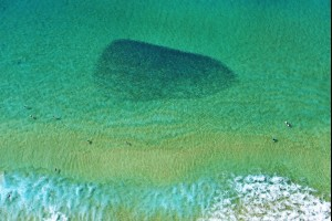 Mystics Beach, Killalea State Park