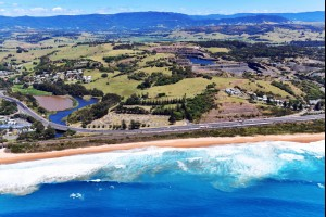 Bombo Beach, Kiama NSW