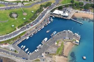 Wollongong Fishing Harbour