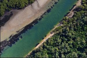 The Minnamurra River, NSW