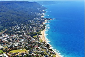 The Northern Illawarra Coastline