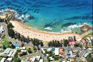 Austi Beach NSW