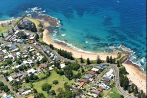 Little Austinmer Beach NSW