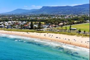 Sandon Point Beach NSW