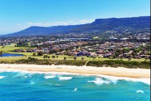 Bellambi Beach NSW