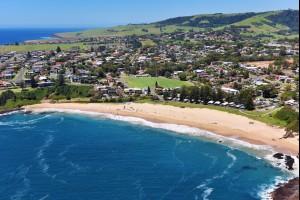 Kendalls Beach, Kiama NSW