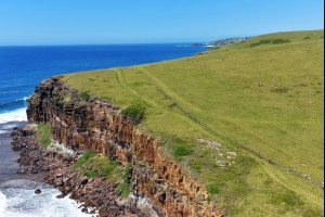 Kiama Coastal Cliffs